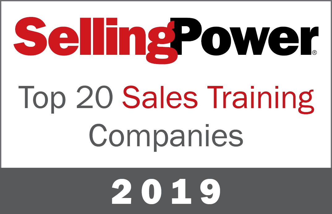 Top 20 Sales Training Companies 2019 - Selling Power