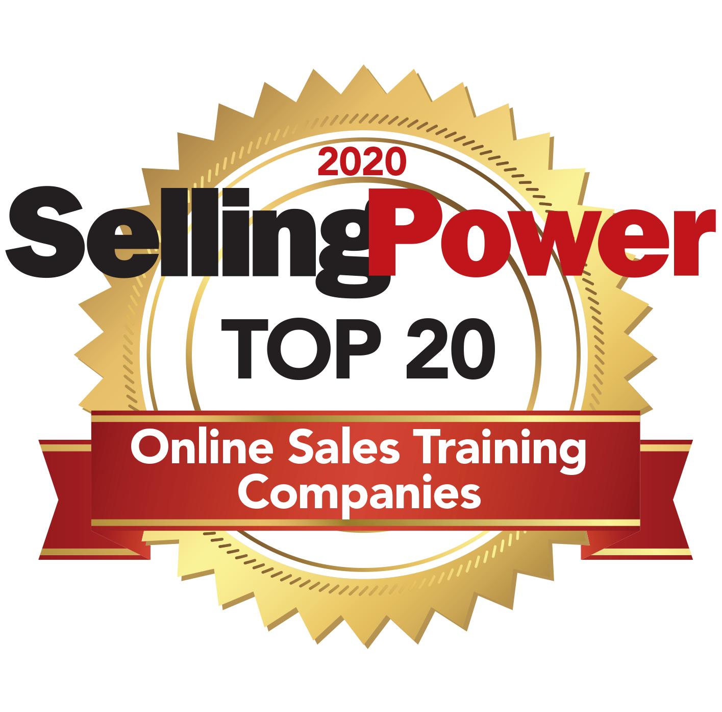 Top 20 Virtual Sales Training Companies in 2020 - Selling Power
