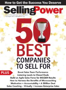SellingPower Magazine Issue
